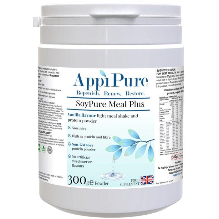 SoyPure Meal Plus - Vanilla