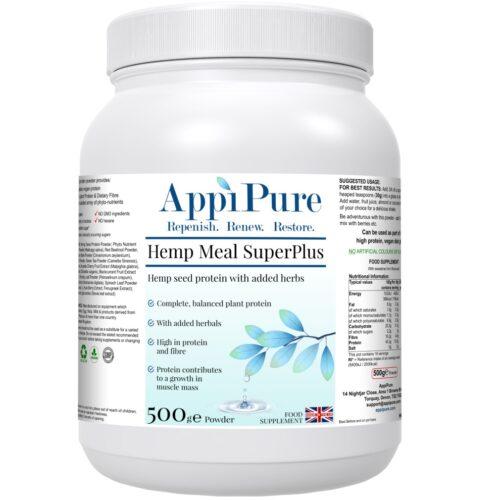 Hemp Meal SuperPlus
